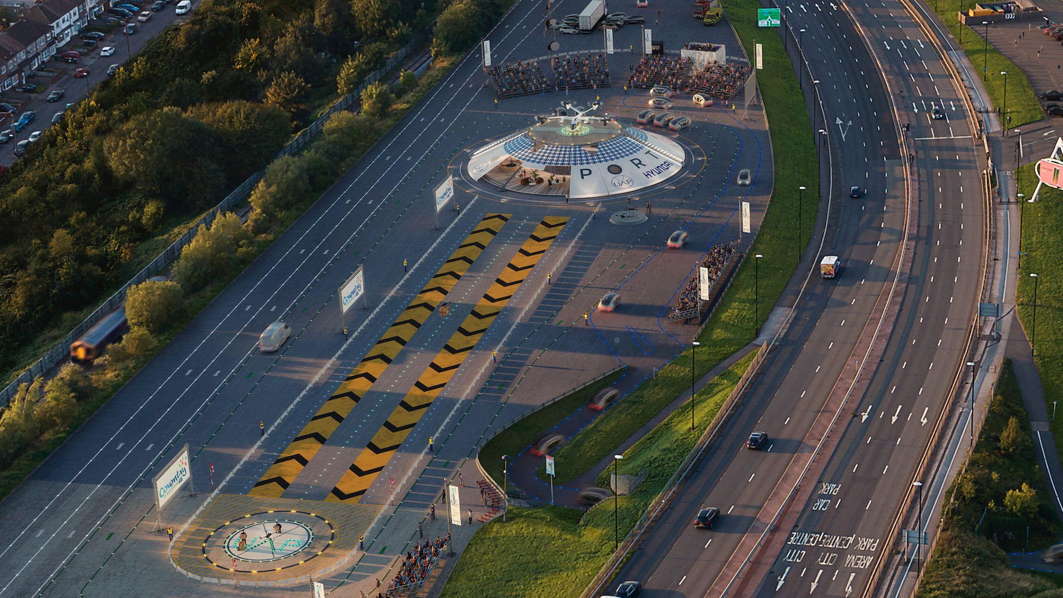 Projeto do Air One. Foto/Reprodução: Foto Air One-Urban Air Port